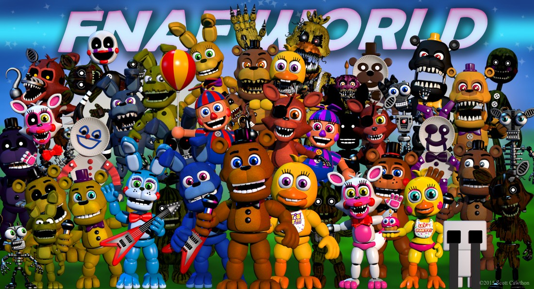 Five Nights at Freddy's World
