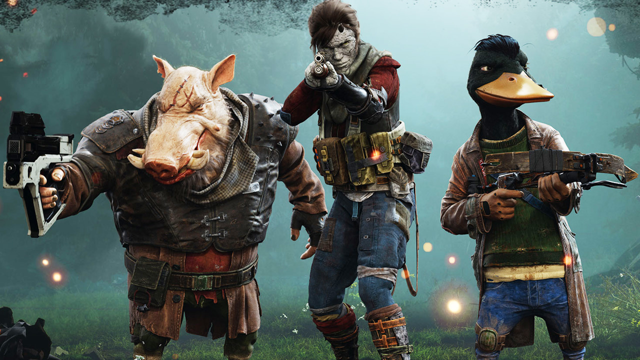 Анонсирована Mutant Year Zero: Road to Eden