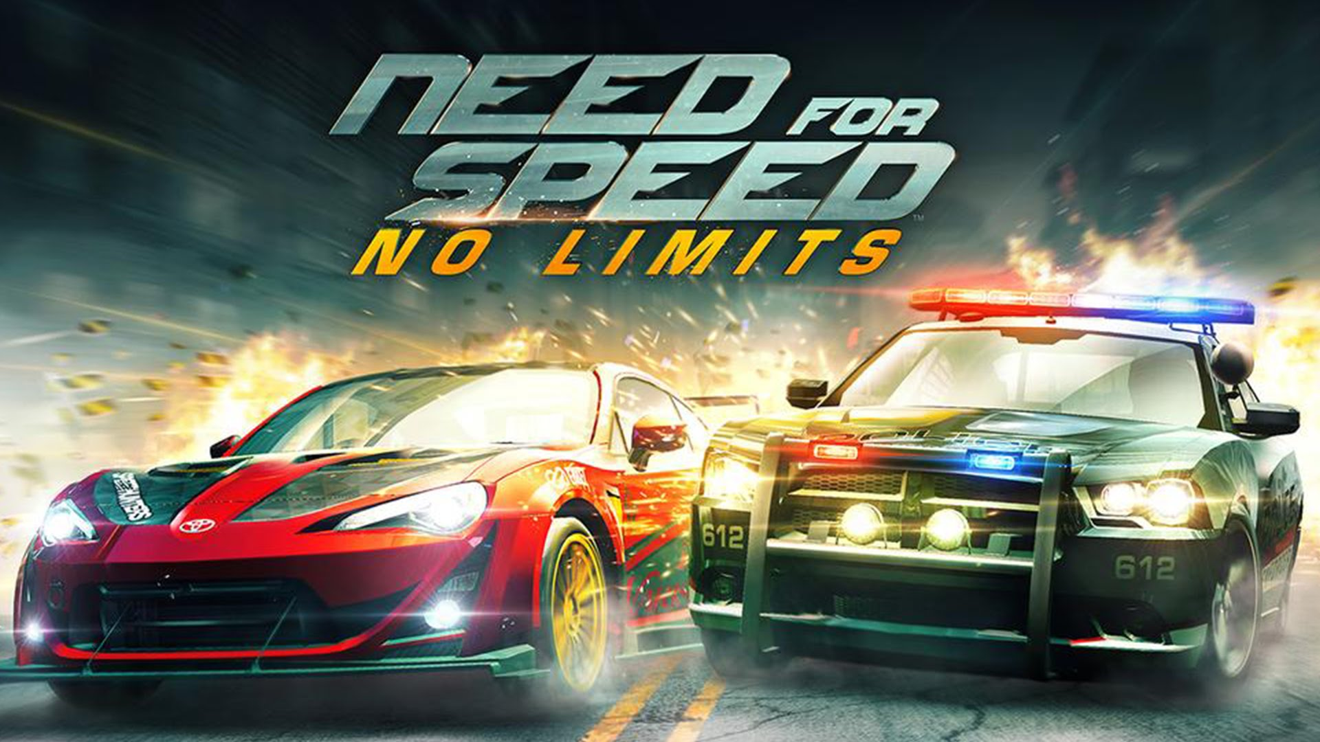 Вышла мобильная Need for Speed: No Limits