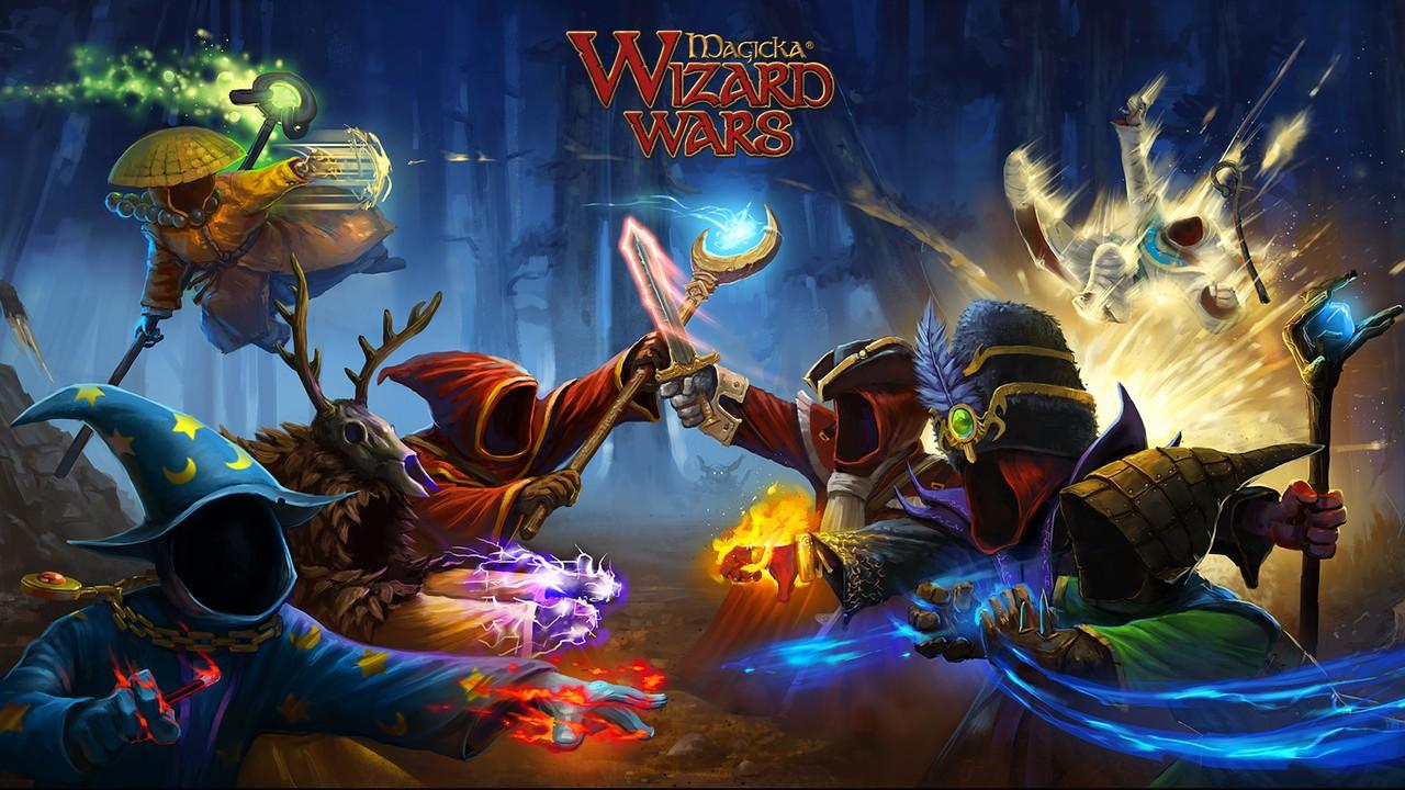 Magicka: Wizard Wars ��������� � ����